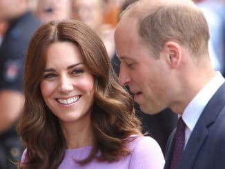 Prinz William, Duke of Cambridge and Herzogin Kate, Duchess of Cambridge - The Duke and Duchess of Cambridge Visit International Maritime Museum Hamburg