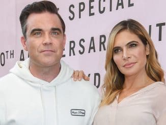 Robbie Williams und Ayda Field: Planen sie Baby Nummer vier? - Featured Promi Klatsch und Tratsch