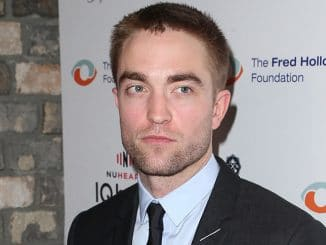 Robert Pattinson - Inaugural Fred Hollows Foundation Fundraising Gala Dinner