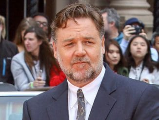 "Russell Crowe - ""The Nice Guys"" UK Premiere"
