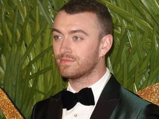 Sam Smith - The Fashion Awards 2017 - London - 2