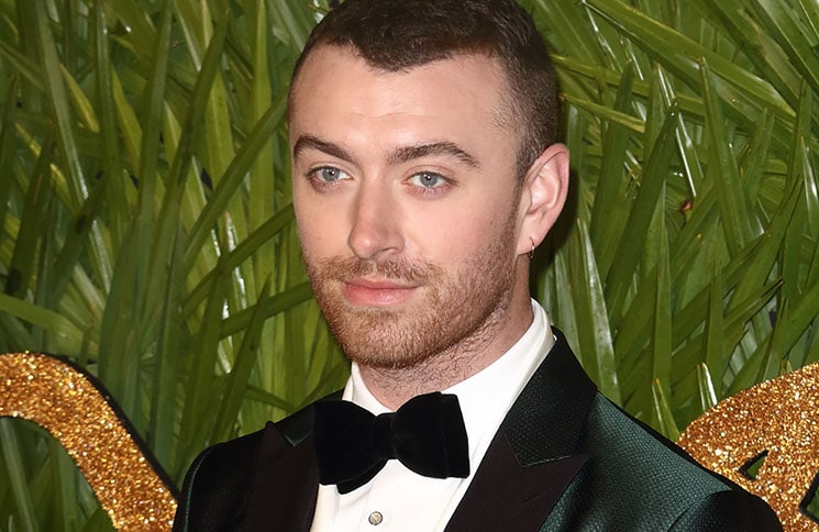 Sam Smith - The Fashion Awards 2017 - London - 3