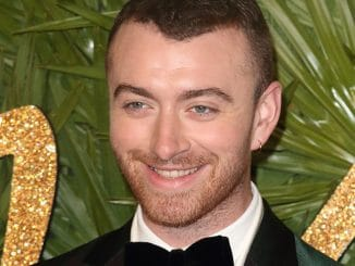 Sam Smith - The Fashion Awards 2017 - London
