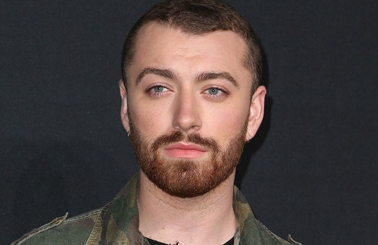 Sam Smith - Saint Laurent at the Palladium - 3