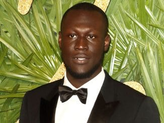 Stormzy - The Fashion Awards 2017 - London