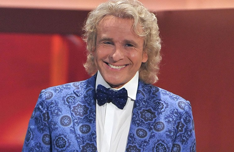 "Thomas Gottschalk - ""Wetten, Dass..?"" Game and Entertainment Television Series"