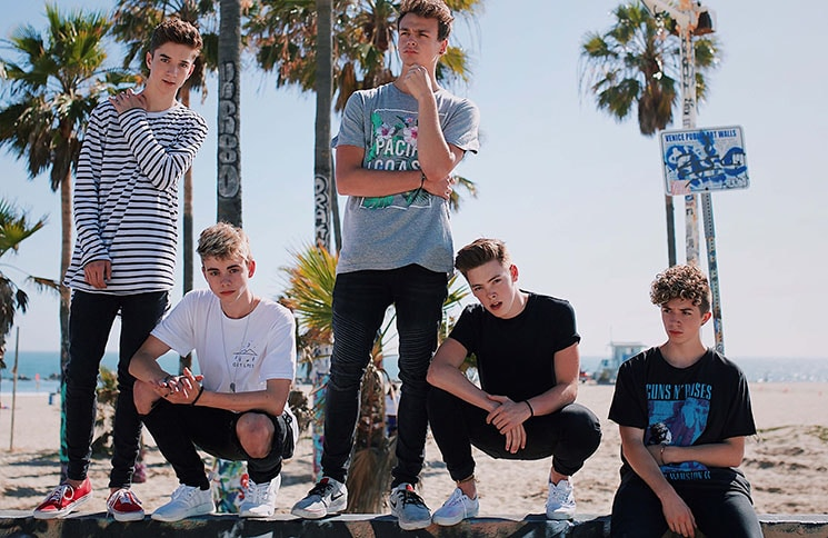Why Don't We Pressebild 181217