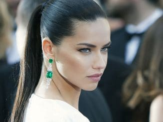 Adriana Lima - 69th Annual Cannes Film Festival