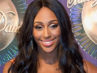 "Alexandra Burke - ""Strictly Come Dancing"" TV Series Season 15 Premiere"