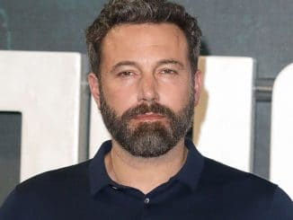 "Ben Affleck - ""Justice League"" UK Photocall - The College, Southampton Row"