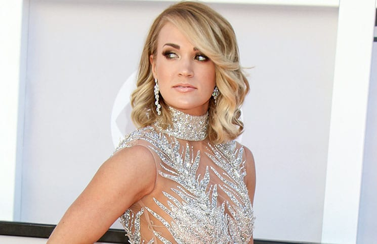 Carrie Underwood - 52nd Annual Academy of Country Music Awards