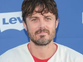 Casey Affleck - Clayton Kershaw's 5th Annual Ping Pong 4 Purpose Celebrity Tournament