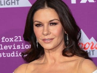 "Catherine Zeta-Jones - ""Feud: Bette and Joan"" TV Series Los Angeles Premiere"
