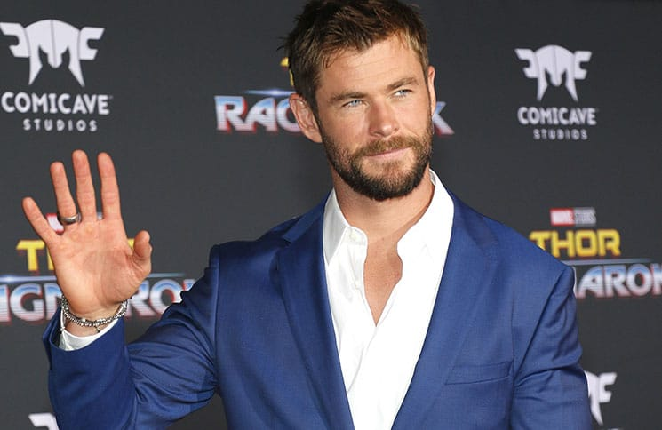 "Chris Hemsworth - ""Thor: Ragnarok"" Los Angeles Premiere - 3"