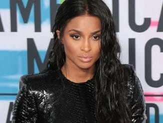 Ciara - 2017 American Music Awards - Arrivals