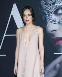 "Dakota Johnson - ""Fifty Shades Darker"" Los Angeles Premiere"