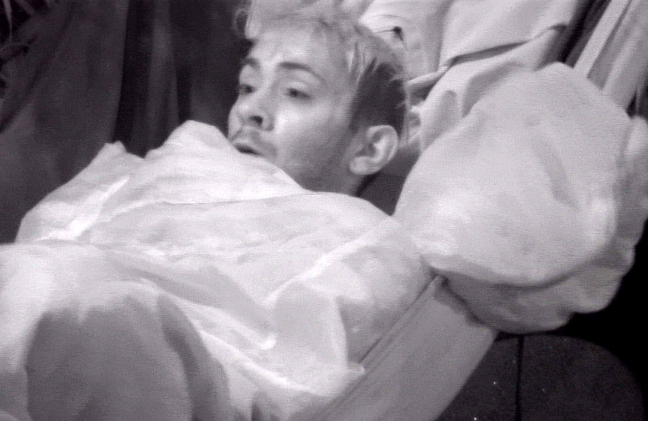 Daniele Negroni schläft nicht mehr - Ich bin ein Star _ Holt mich hier raus!