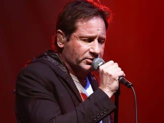 David Duchovny in Concert at Paramount in Huntington - February 23, 2017