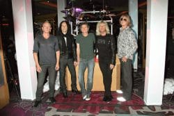 "Def Leppard ""Viva Hysteria!"" Residency Kick-off and Memorabilia Display Dedication at the Hard Rock in Las Vegas"
