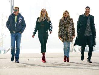 Deutschland sucht den Superstar - Dieter Bohlen - Carolin Niemczyk - Ella Endlich - Mousse T
