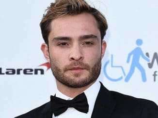 Ed Westwick - Walkabout Foundation's Inaugural Gala