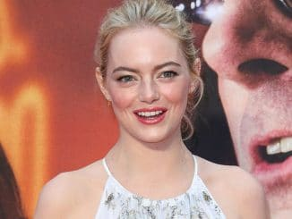 Emma Stone - 61st Annual BFI London Film Festival