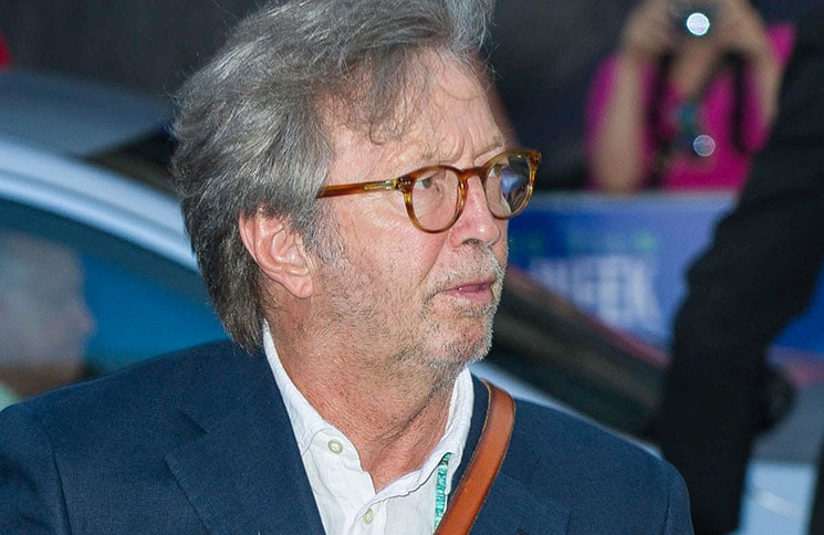 "Eric Clapton - ""The Beatles: Eight Days a Week - The Touring Years"" World Premiere"
