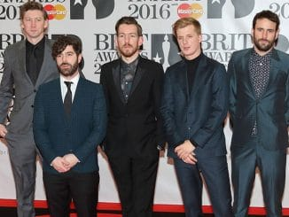 Foals - BRIT Awards 2016
