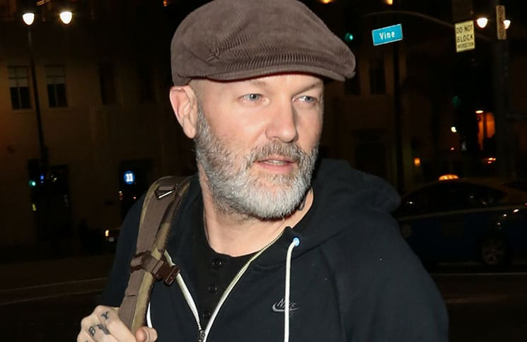 Fred Durst Sighted at Katsuya Hollywood on January 7, 2016