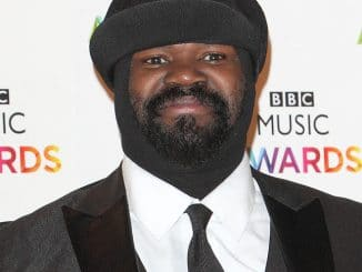 Gregory Porter - BBC Music Awards 2014