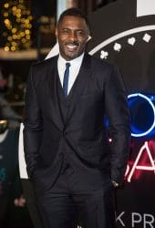 Idris Elba - Molly's Game UK Film Premiere