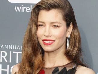 Jessica Biel - The 23rd Annual Critics' Choice Awards