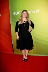 Kelly Clarkson - 2018 NBCUniversal Winter Press Tour