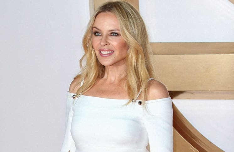 Comeback-Single von Kylie Minogue - Musik News
