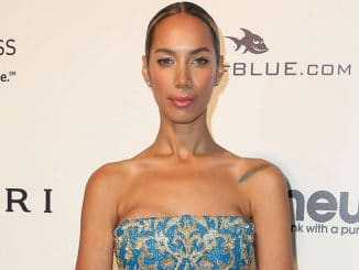 Leona Lewis - 25th Annual Elton John AIDS Foundation's Academy Awards Viewing Party