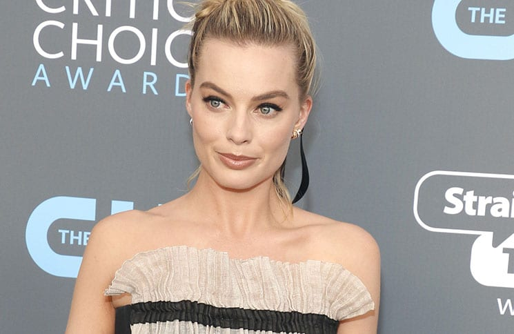 Margot Robbie - The 23rd Annual Critics' Choice Awards