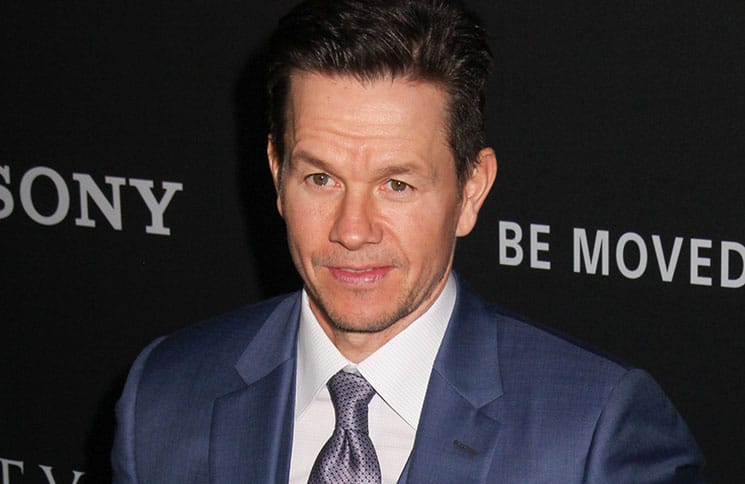 "Mark Wahlberg - ""All the Money in the World"" World Premiere"