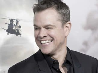 "Matt Damon - ""12 Strong"" World Premiere"
