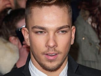 Matt Terry - National Television Awards 2017