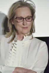 Meryl Streep - 20th Century Fox Hosts New York Screening
