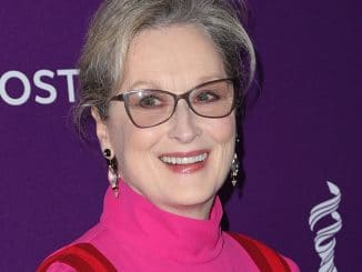 Meryl Streep - 19th Annual Costume Designers Guild Awards