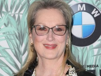 Meryl Streep - 10th Annual Women in Film Pre-Oscar Cocktail Party
