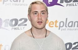 Mike Posner Visits Q102's Performance Theatre in Bala Cynwyd - July 14, 2016