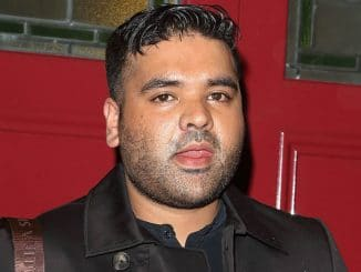 """Naughty Boy - """"Motown The Musical"""" West End Premiere at the Shaftesbury Theatre"""