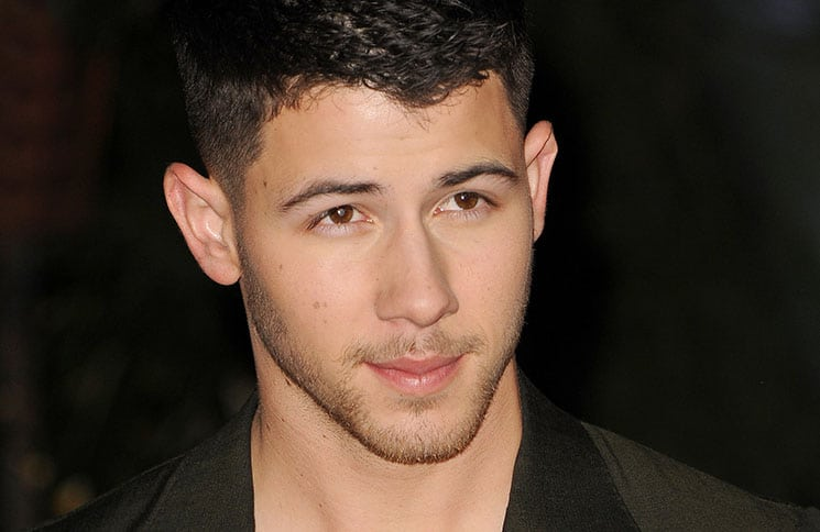 "Nick Jonas - ""Jumanji: Welcome To The Jungle'"" Los Angeles Premiere"