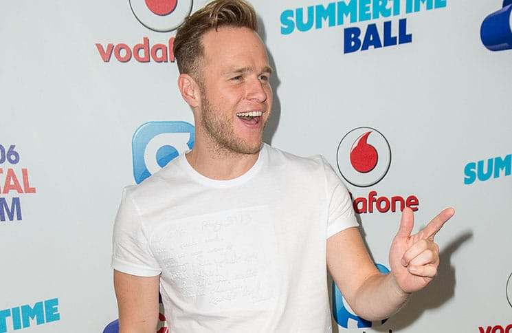 Olly Murs - 95-106 Capital FM Summertime Ball 2017 - 2