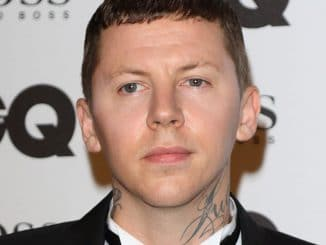 Professor Green - GQ Men of the Year Awards 2016