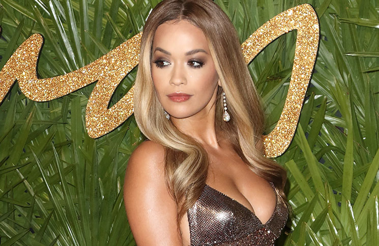 Rita Ora - The Fashion Awards 2017 - London