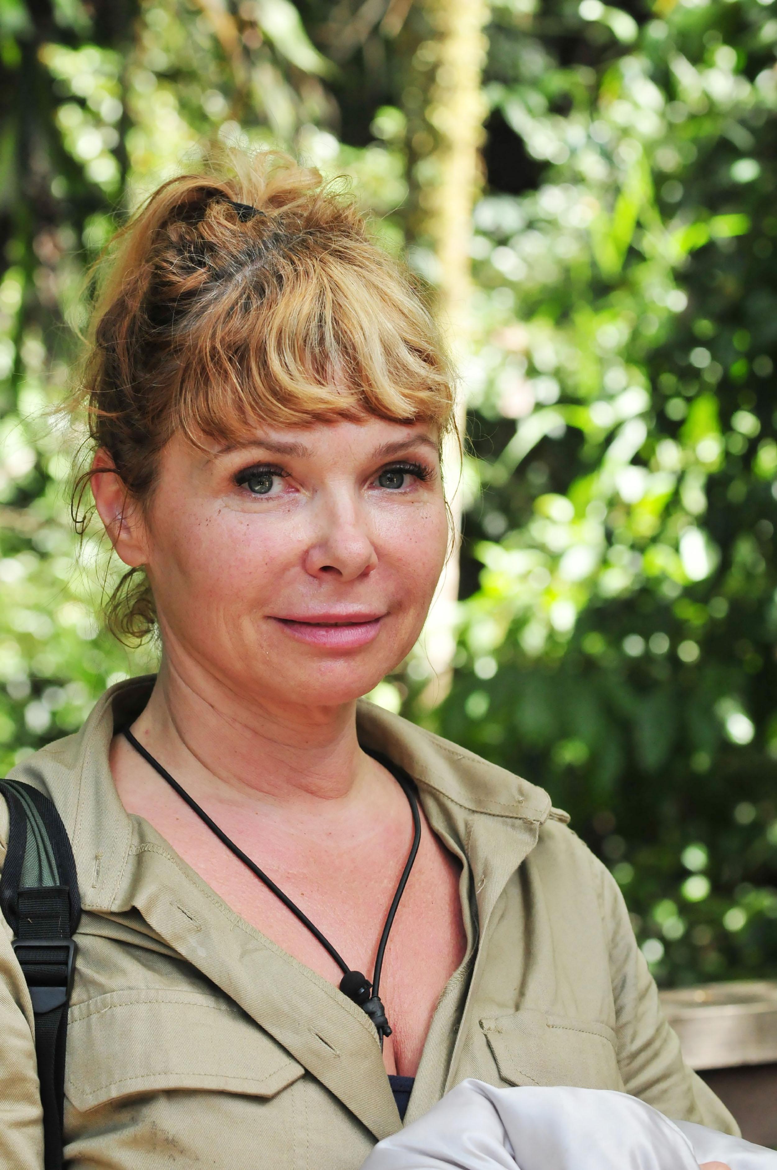 Dschungelcamp Sandra