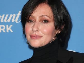 Shannen Doherty - Paramount Network Launch Party